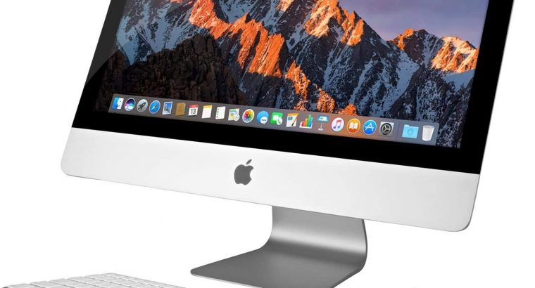Apple Desktop Monitor